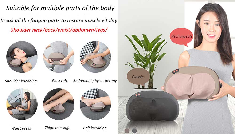 Massage Pillow For Sale
