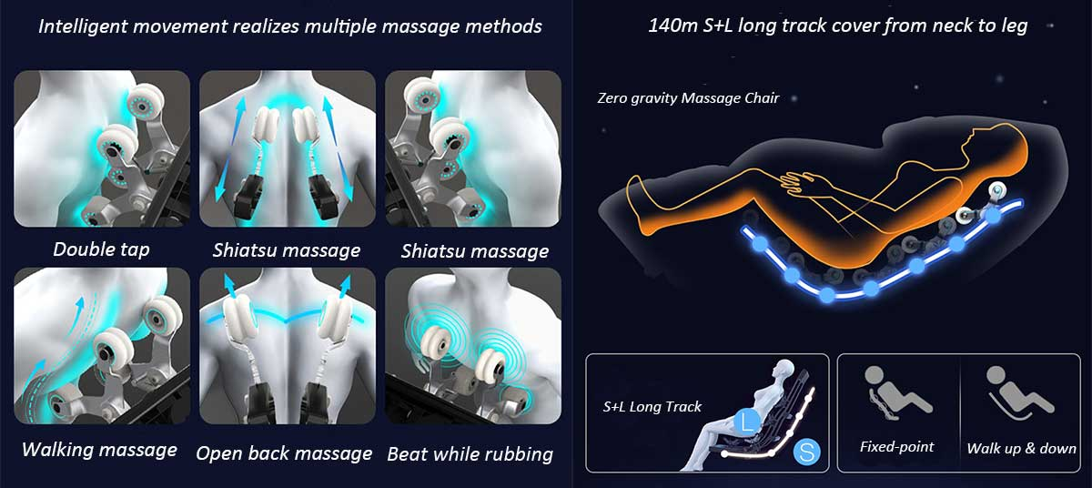 Massager Chairs Price Manufacturer