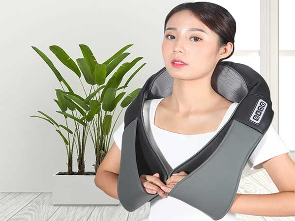 best shoulder massager