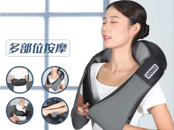 shiatsu neck shoulder massager